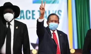 Sudan removes Islam as state religion